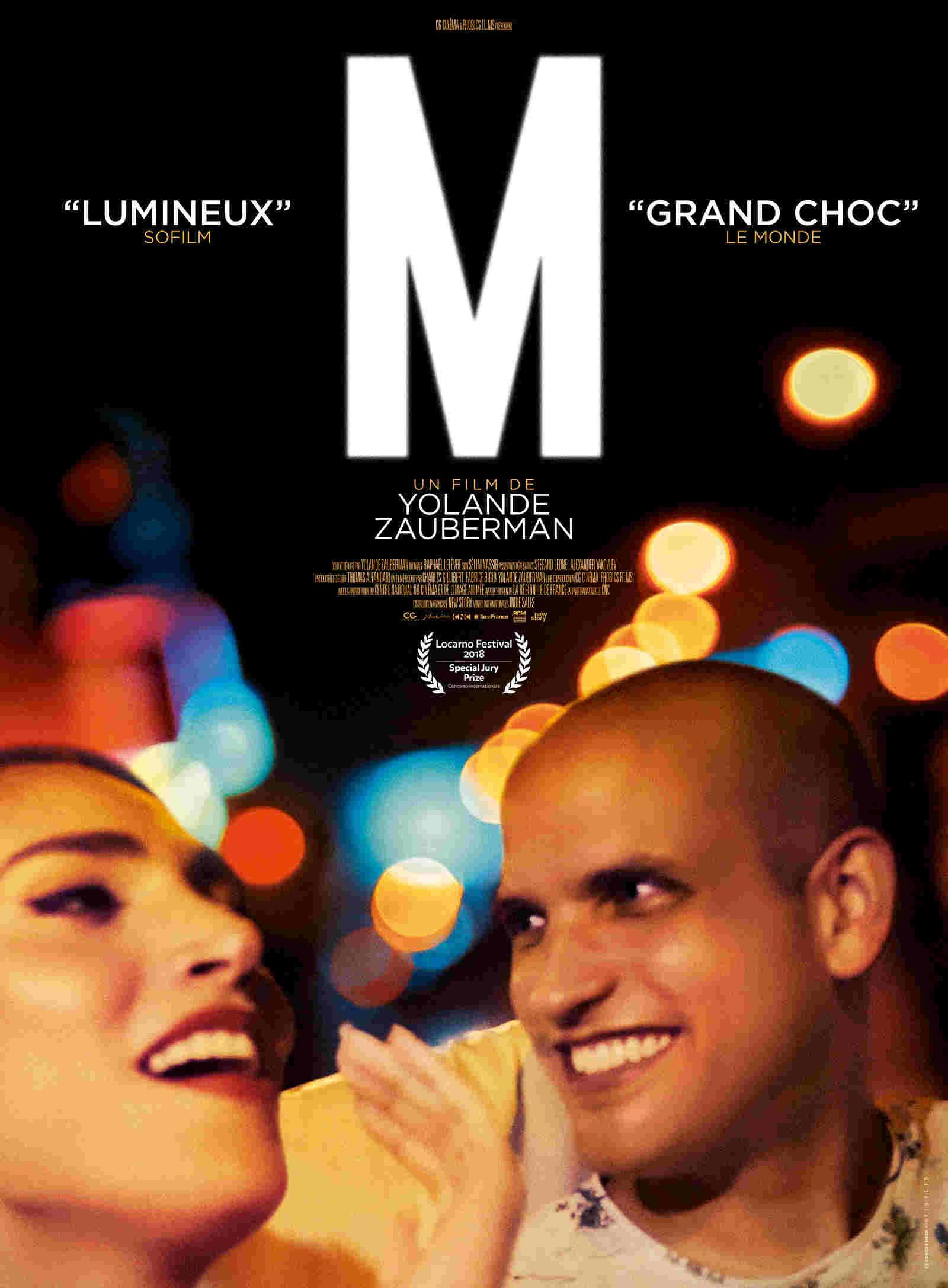 "Affiche du film ""M"" de Yolande Zuaberman Jewpop"