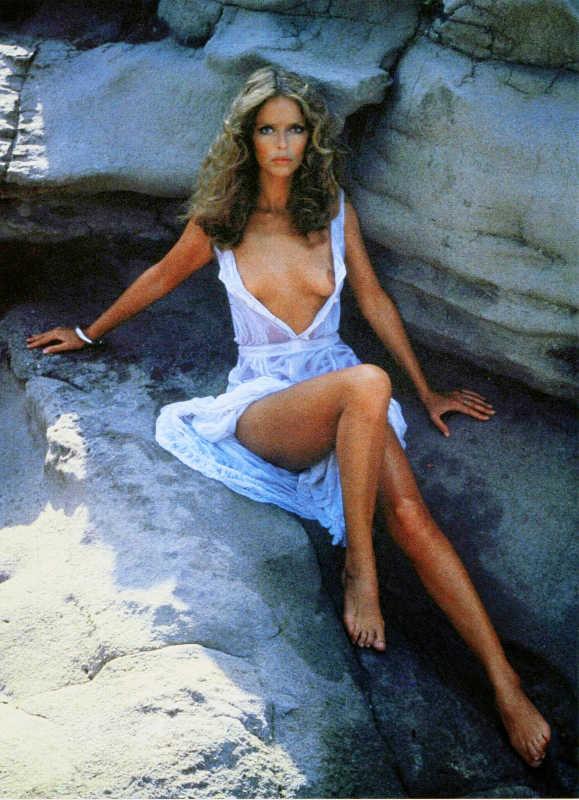 Photo représentant la mannequin Barbara Bach Jewpop