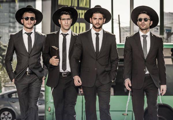 """Photo de la série israélienne """"Shabadnicks"""" Festival cinéma israélien Jewpop"""
