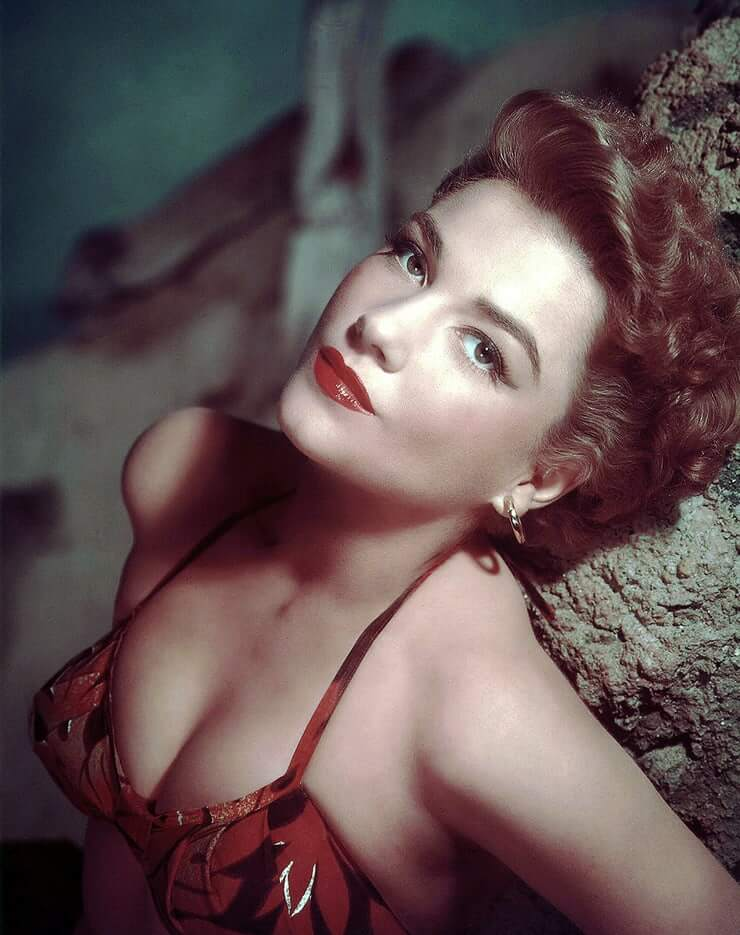 Photo de Anne Baxter Jewpop