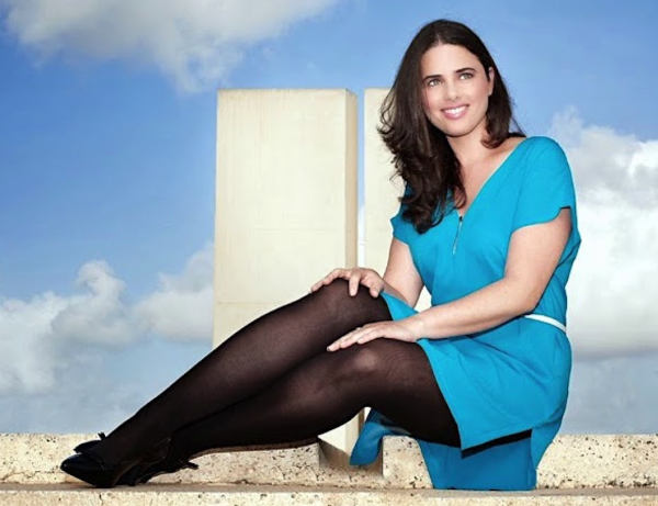 Photo de Ayelet Shaked Jewpop