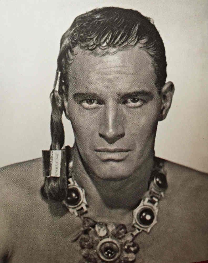 photo de Charlton Heston Les 10 commandements Jewpop