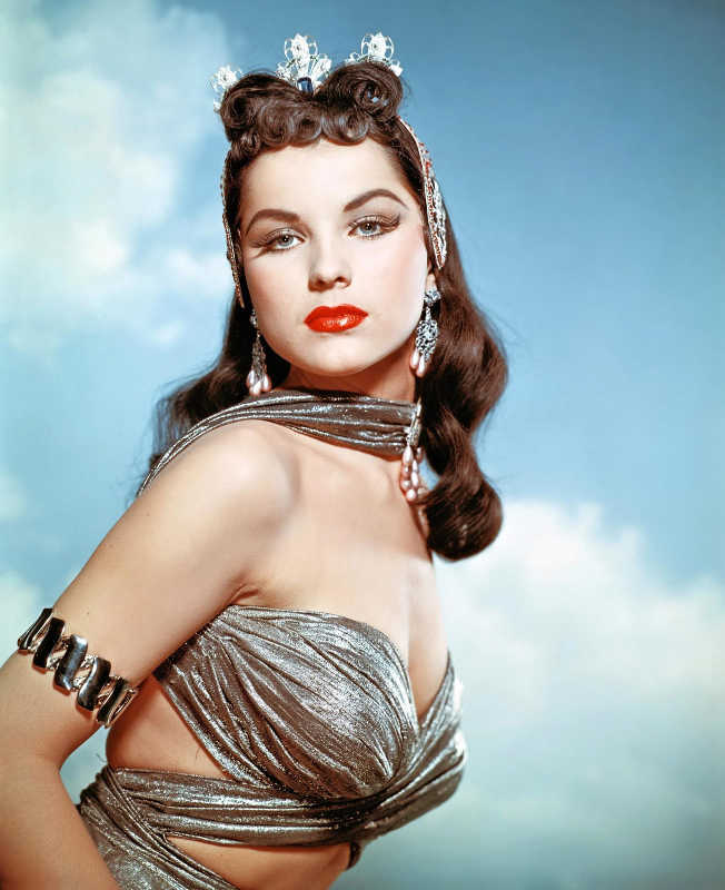 Photo de Debra Paget Jewpop