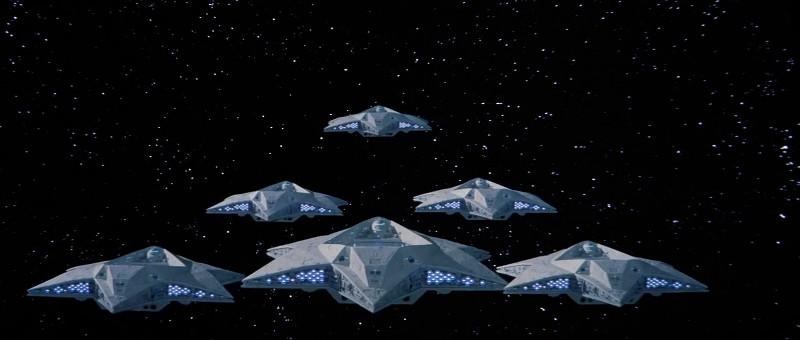 Photo représentant des vaiseeaux dans l'espace Jewpop