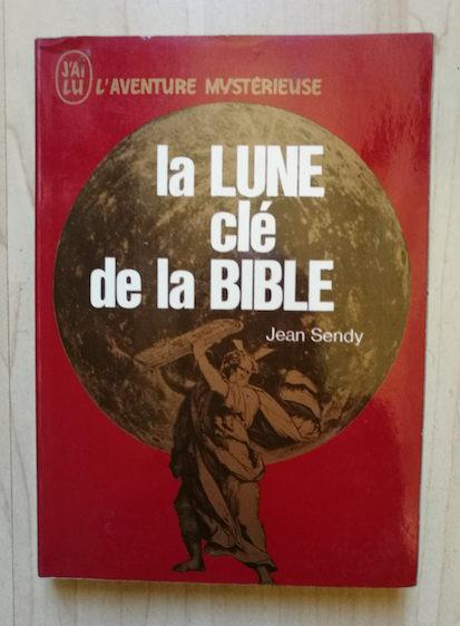 """Photo de la couverture du livre """"la lune clé de la Bible"""" Jewpop"""