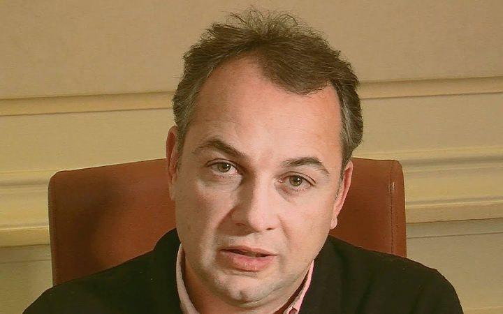 Photo du conseiller municipal de Neuilly Philiipe Karsenty Jewpop