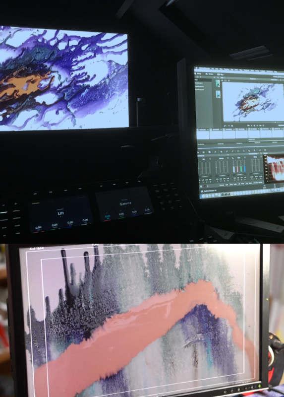 Photo représentant le sound design d'une vidéo sexblotch Jewpop