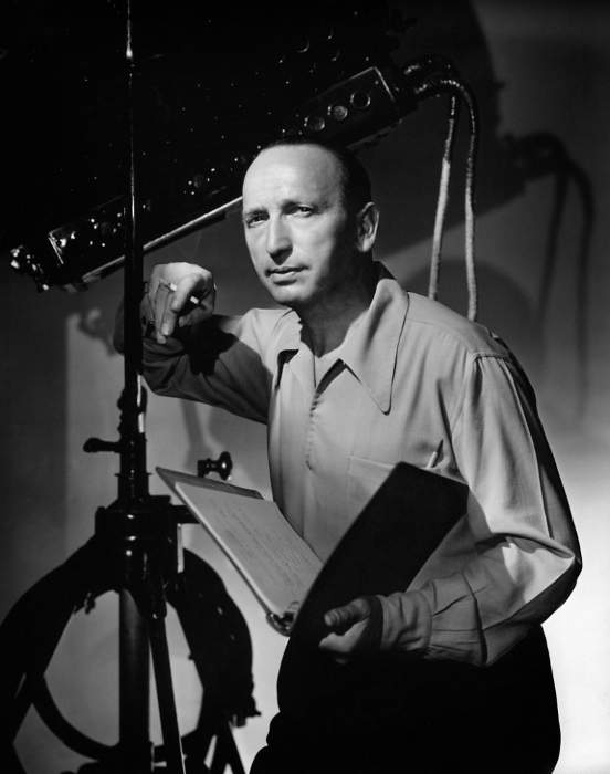Photo représentant Michael Curtiz à Hollywood Jewpop