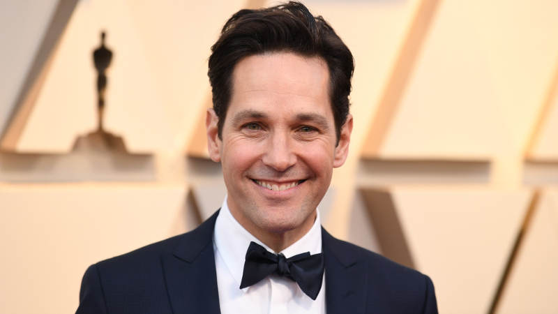 Photo de Paul Rudd à 50 ans Jewpop