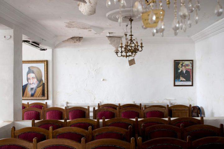 Photo représentant une synagogue au Maroc juifs marocains Jewpop