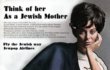 Photo représentant une Jew-Milf Jewpop