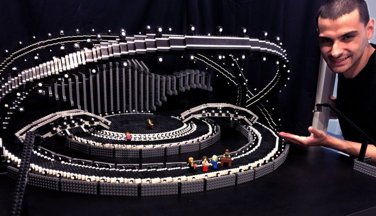Eurovision Lego Jewpop