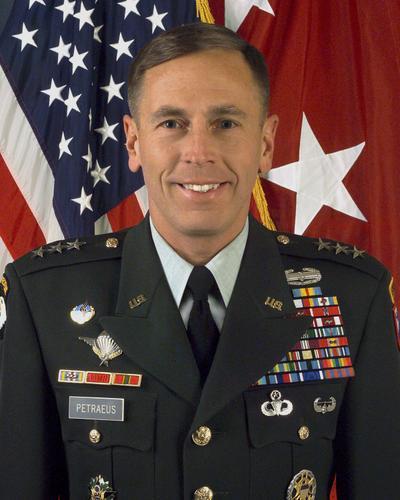 Photo du Général David Petraeus Jewpop