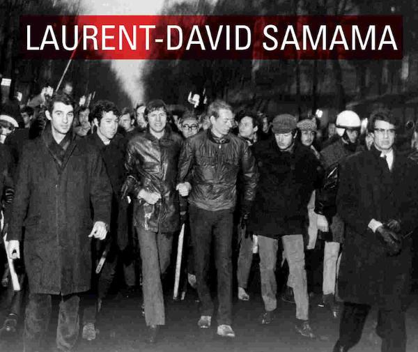 Couverture du livre de Laurent-David Samama Les Petits Matins Rouges Jewpop