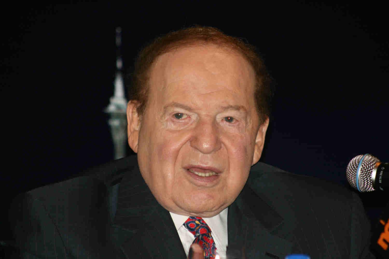Photo de Sheldon Adelson casinos Jewpop