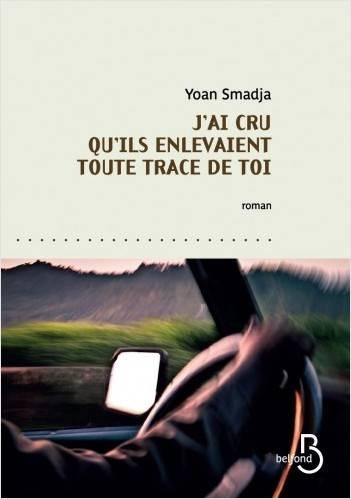 Couverture du livre de Yoan Smadja J'ai cru qu'ils enlevaient toute trace de toi Jewpop