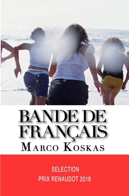 Couverture du roman de Marco Koskas Bande de Français Jewpop