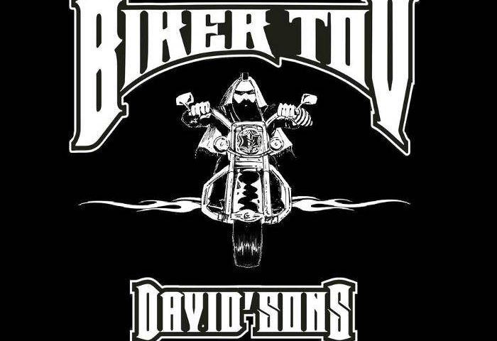 Logo Biker Tov Jewpop