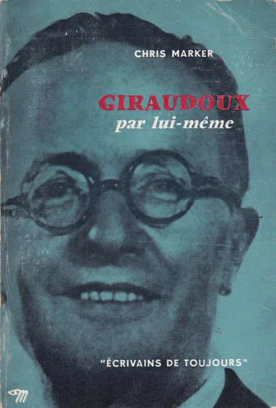 Couverture du livre Giraudoux Chris Marker Jewpop