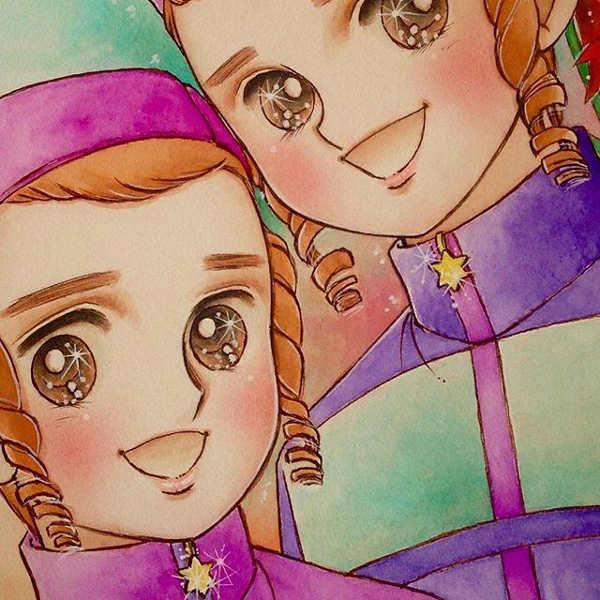 Manga juif par Thomas Lay enfants Jewpop