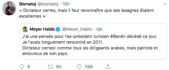 Twwet Meyer Habib Jewpop