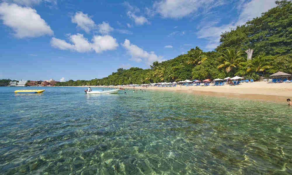 Plage de Sosua République dominicaine Jewpop