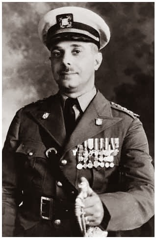 Photo du dictateur Rafael Trujillo Jewpop