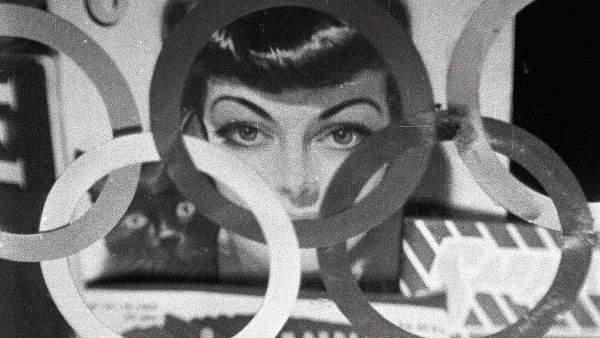 Affiche du film Olympia 52 de Chris Marker Jewpop