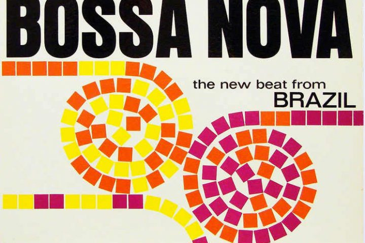 Visuel de l'album Big Band Bossa Nova Jewpop