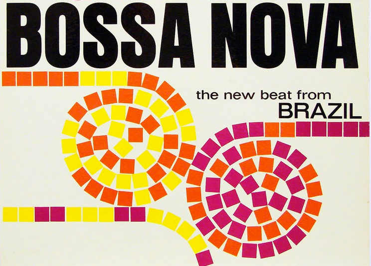Visuel de l'album Big Band Bossa Nova Jewpop