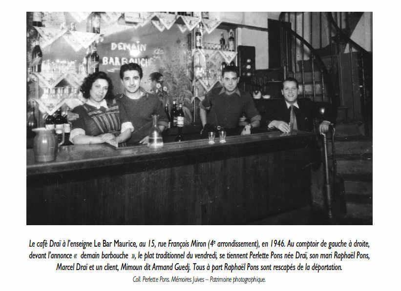 Photo du café Draï Pletzl Jewpop