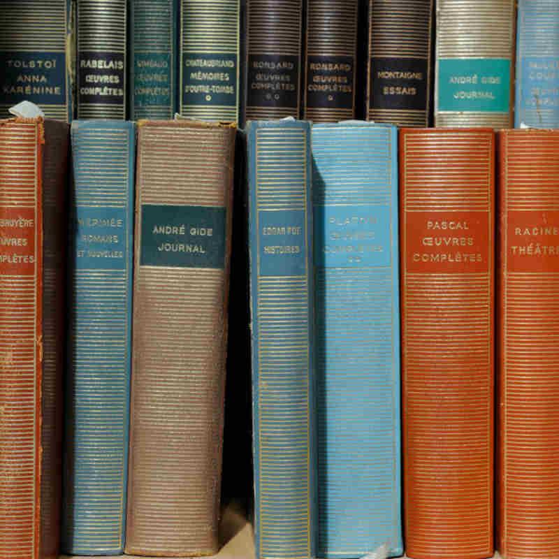Photos de livres de La Pléiade Jewpop