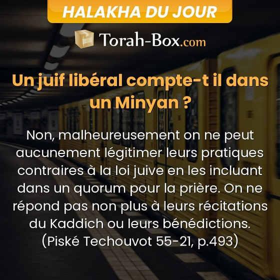 Visuel de Torah Box minyan juifs libéraux Jewpop