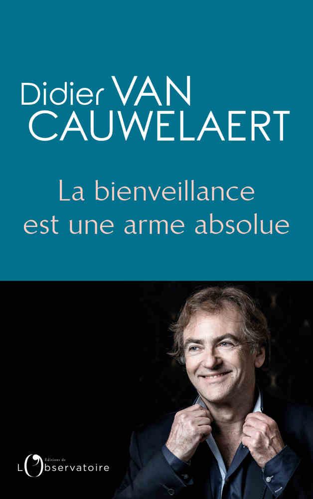 Couverture du livre de Didier van Cauwelaert bienveillance Jewpop