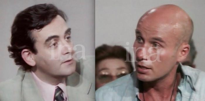Capture d'écran émission Apostrophes Pivot Matzneff Jewpop