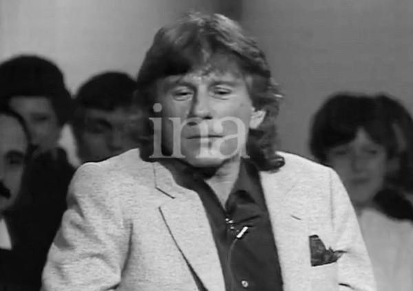 Photo de Roman Polanski à l'émission Apostrophes de Bernard Pivot Jewpop