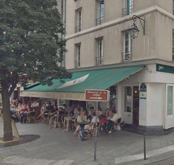 Photo du 50 rue François-Miron Pletzl Jewpop