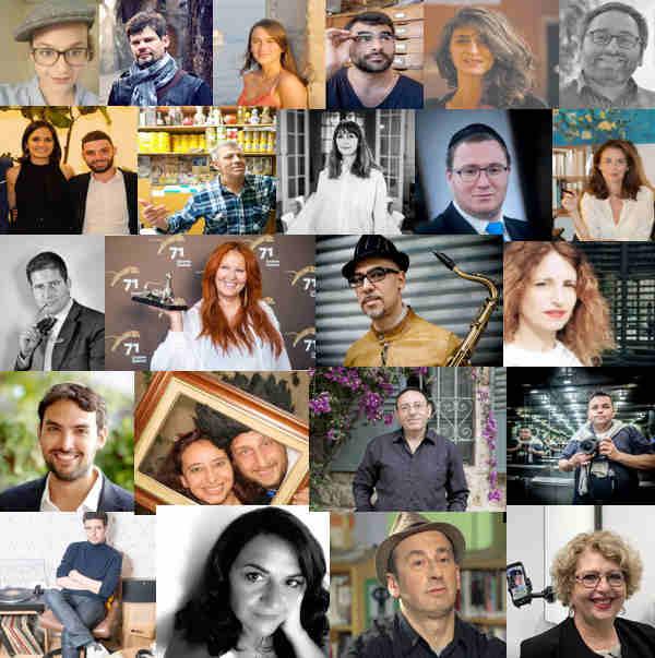 50 personnalités Jewpop 2019