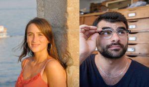 Photo de Audrey et Dan Alcabes Jewpop