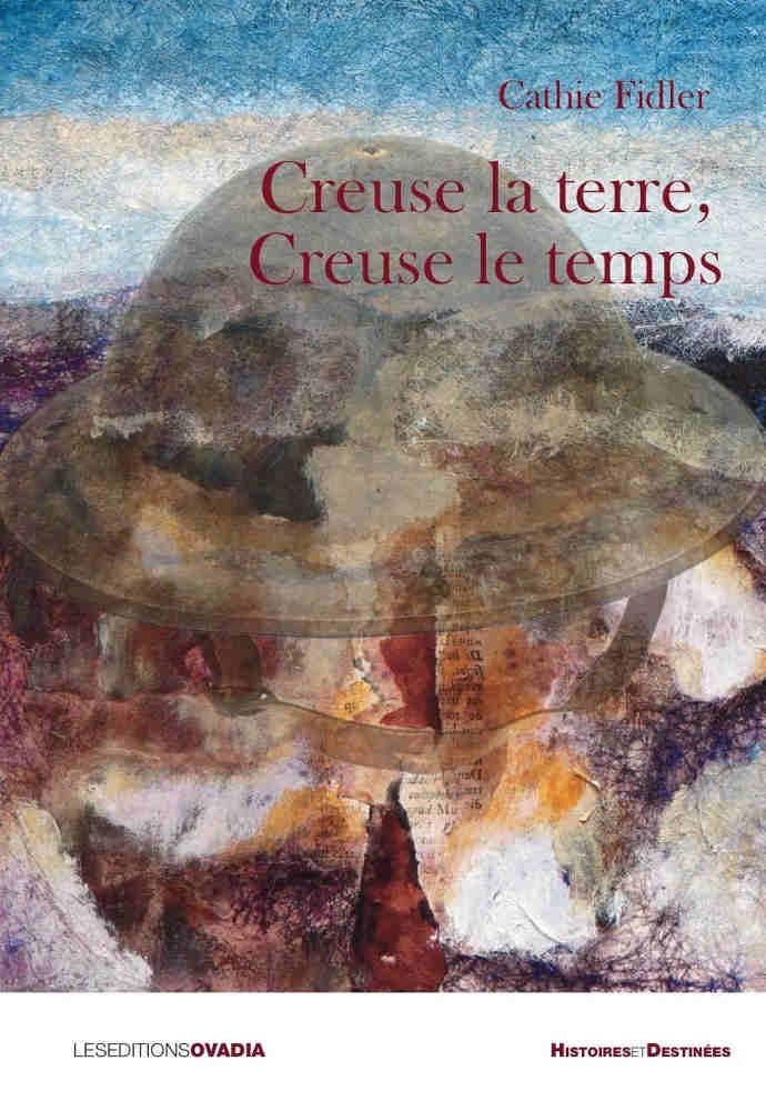 Couverture du livre Creuse la Terre Cathie Fidler Jewpop