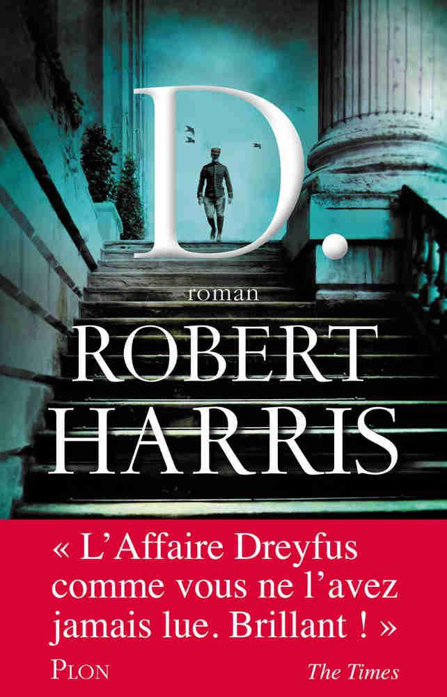 Couverture du livre Dreyfus de Robert Harris Jewpop