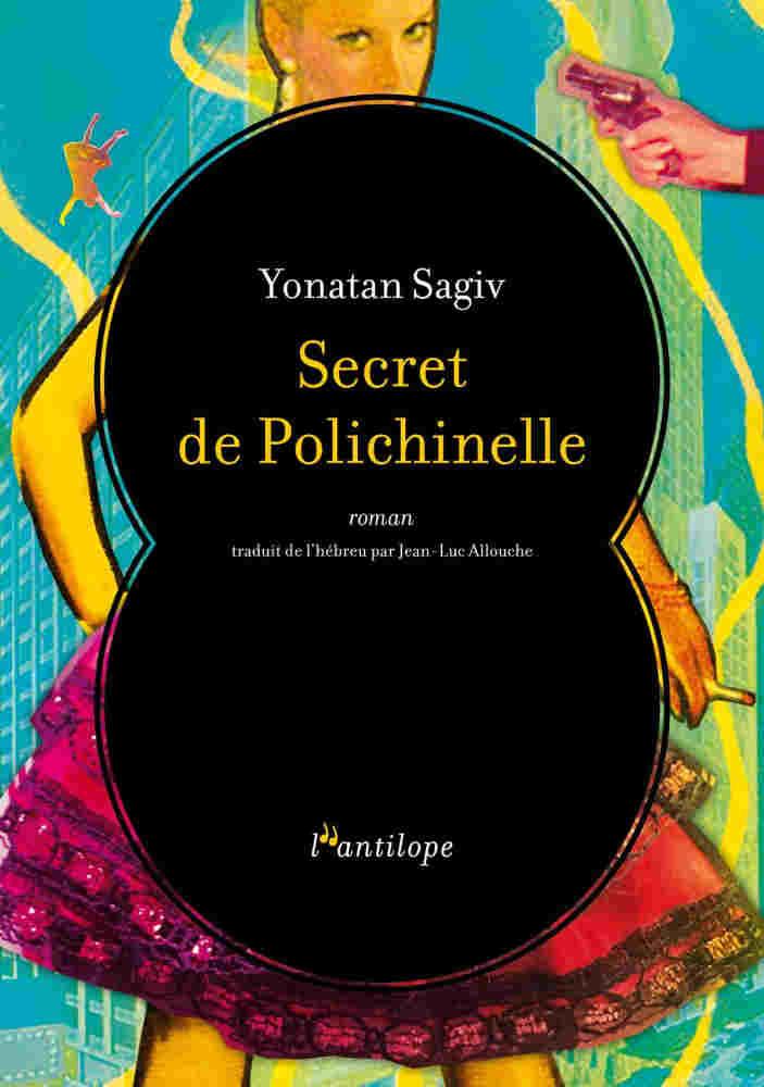 Couverture du livre Secret de polichinelle de Yonatan Sagiv Jewpop