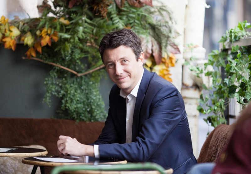 Photo de Benjamin Griveaux élections municipales 2020 Jewpop