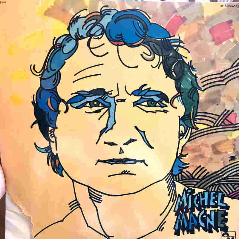 Michel Magne dessin Tito Topin Jewpop