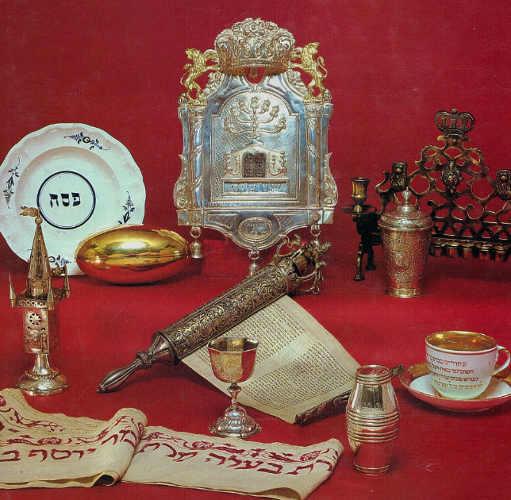 Photo d'objets d'art Judaïca Jewpop