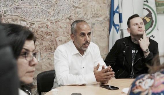 Photo du conseil municipal de Rahat Jewpop