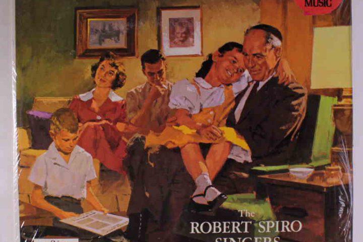 Photo de couverture du disque Beloved Jewish Songs Papy Jewpop