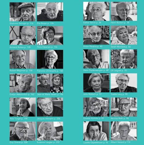 Page du livre Les Derniers Jewpop