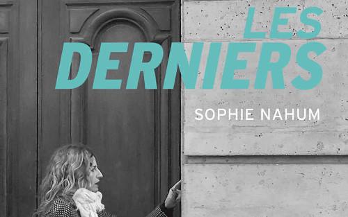 Couverture du livre Les Derniers Sophie Nahum Jewpop