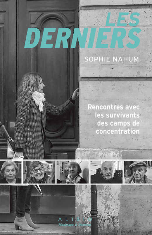 Couverture du livre Les Derniers de Sophie Nahum Jewpop